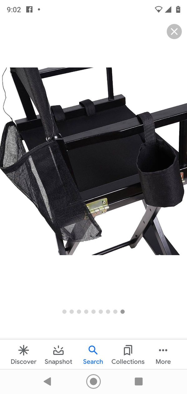 Brand new make up/ detectors chair