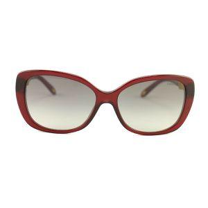 New Tiffany & Co. Sunglasses TF 4106-B-8003-3C Wine/Gold Acetate 57 15 140 for Sale in Miami, FL
