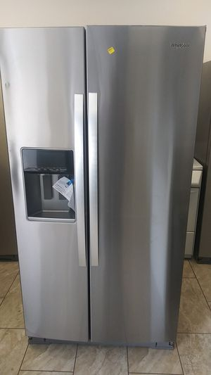 Whirpool refrigerator new for Sale in Oakland, CA