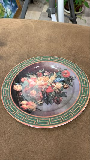 Ceramic 1855 email de Limoges Devore a la main replacement dish for Sale in East Meadow, NY