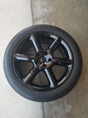 350z/G35 Rims and Tires for Sale in Vista, CA
