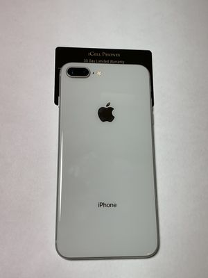 Unlocked iPhone 8 Plus 256GB Silver for Sale in San Jose, CA