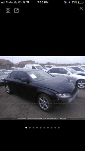2009 Audi A4 parting out! Parts only!! for Sale in Phoenix, AZ