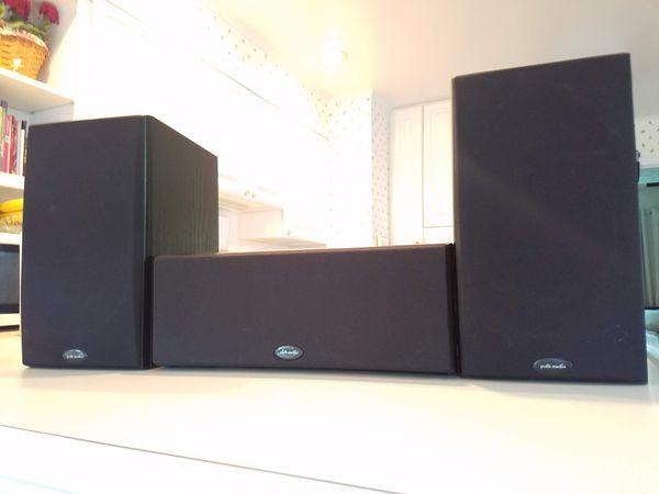 Polk Audio RT-35 Power port Speakers