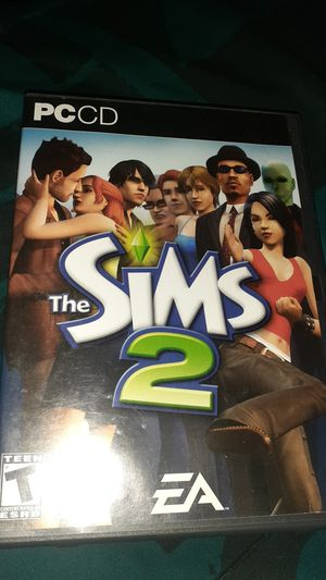 PC games the sims 2 for Sale in Ponchatoula, LA