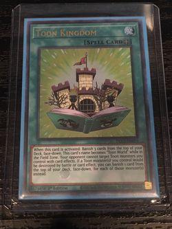Toon Kingdom Ultra Rare for Sale in Colton,  CA