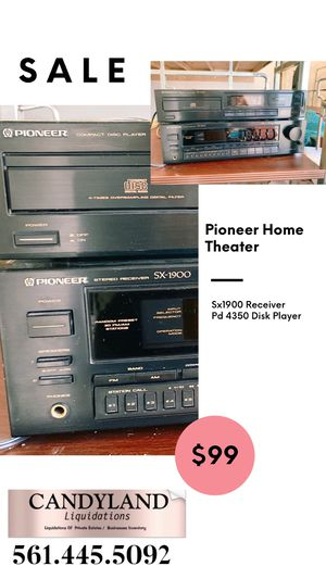 Pioneer HomeTheater System Sale for Sale in FL, US