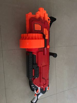 Nerf gun MEGA mastodon working for Sale in Miami, FL