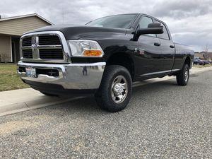 2012 Dodge RAM 2500, 4x4, Cummins High Output Diesel. for Sale in Ellensburg, WA