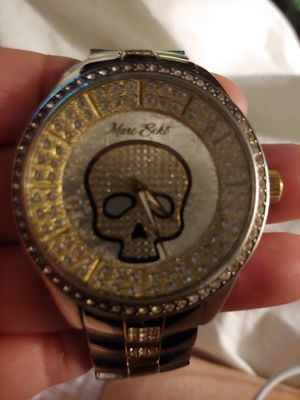 Mark Ecko skull edition mens watch for Sale in Leicester, NC