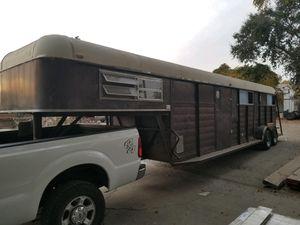 4 Horse Trailer for Sale in Stockton, CA