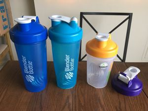 Blender Bottles and accessories for Sale in Chevy Chase, MD