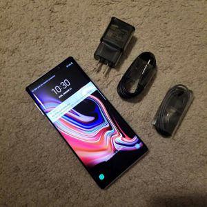 Samsung Galaxy S9, Factory Unlocked for Sale in VA, US