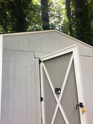 Shed 8x10 H9ft for Sale in Woodstock, GA