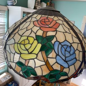 Vintage Stained Glass Light. for Sale in Bakersfield, CA