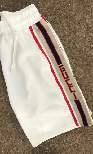 White/Red Gucci Short for Sale in Gulfport, MS