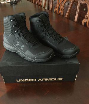 New Under Armour Valsetz Work Boots Size 13 for Sale in Winter Garden, FL