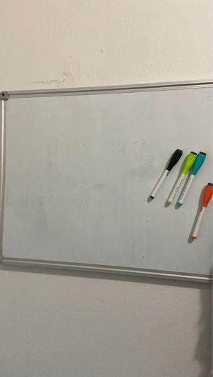 Small whiteboard for Sale in Compton, CA