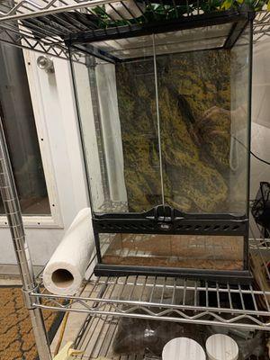 Eco Terra reptile tank for Sale in Miami, FL