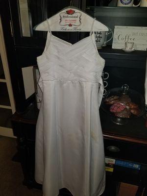 Free flower girl dress/first communion for Sale in San Bernardino, CA