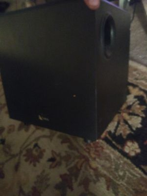 Infinity bass booster for Sale in Denver, CO