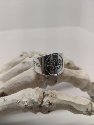 Sterling Sun men's ring for Sale in Longview, TX