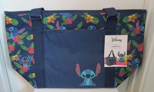 Disney Lilo & Stitch Insulated Beach Cooler Bag for Sale in Cedar Park, TX