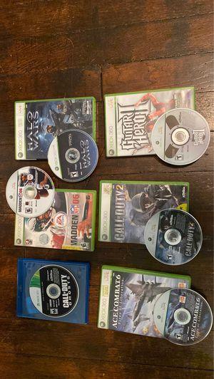 Xbox 360 video games for Sale in Grand Prairie, TX