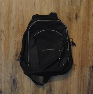 HALLIBURTON LEEDS BRAND BACKPACK for Sale in San Antonio, TX
