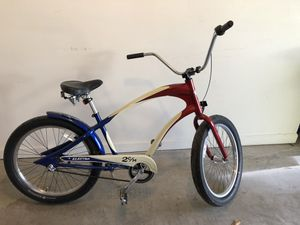 Electra Bike 2 c/m one of a kind cruiser for Sale in Rockville, MD