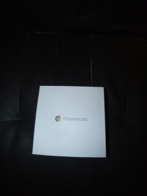 CHROMECAST for Sale in Las Vegas, NV