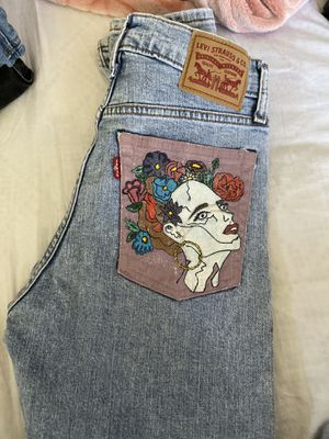 Levi jeans for Sale in South Gate, CA