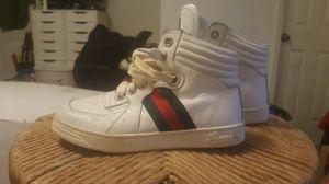 Gucci sneakers 27 for Sale in Atlanta, GA