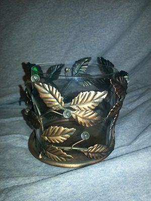 Pillar Candle Holder for Sale in Willow Spring, NC