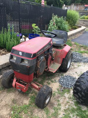 Wheel horse lawn tractor. for Sale in Southborough, MA