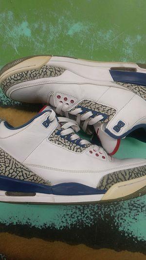 OG Jordan True Blue 3s for Sale in Kinston, NC