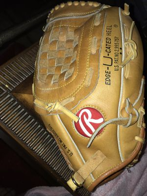Vintage Rawlings dale murphy baseball glove new $50 for Sale in Warren, MI