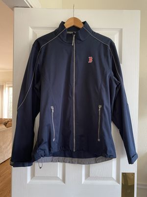 Brand new (with no tags) Boston Red Sox baseball Parka/jacket - Medium for Sale in Cupertino, CA