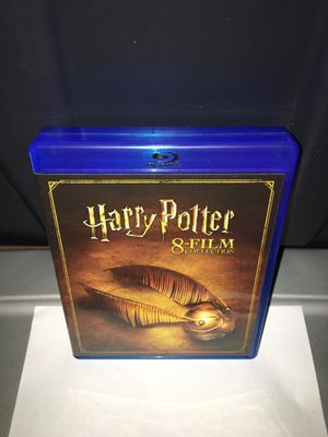 Harry Potter 8-Film Collection - BLU-RAYS for Sale in Norwalk, CA