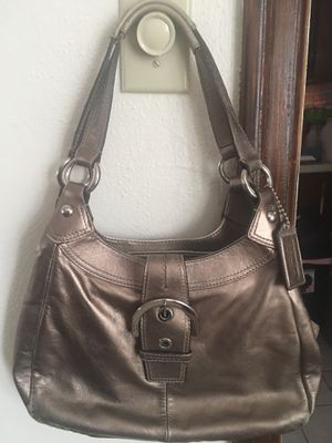 Coach purse for Sale in Joliet, IL