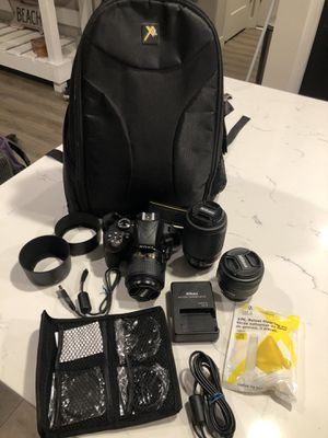 Nikon D3300 for Sale in Fresno, CA
