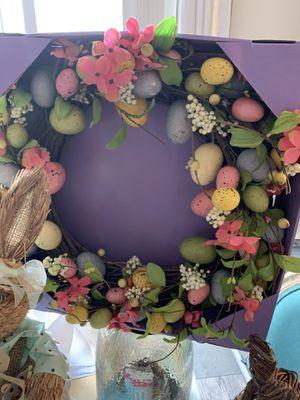 New Easter Egg Wreath for Sale in Gresham, OR