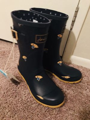 Joleus Rain boots new size 8 for Sale in Naperville, IL