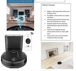 Shark IQ self Empty Robot Vacuum for Sale in Clermont,  FL