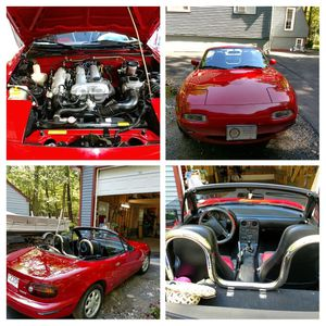 Mazda Miata 1991 only 40.000 miles great car best offer for Sale in New York, NY