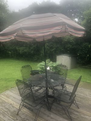 Patio Furniture Rod Iron for Sale in Farmington Hills, MI