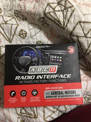 Meta Radio Interface for Sale in Dallas, TX