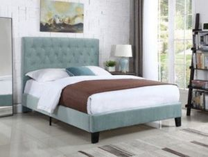 Kirtley Upholstered Standard Bed for Sale in South Salem, NY