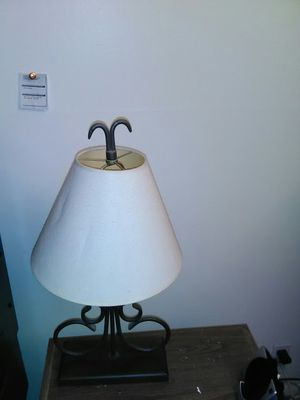 Lamp, includes Nite Stand for Sale in Winter Haven, FL