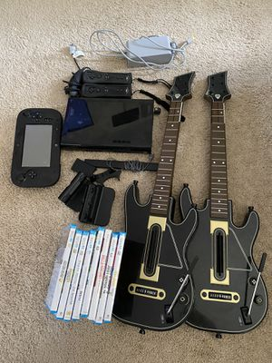 WiiU bundle for Sale in Orion charter Township, MI